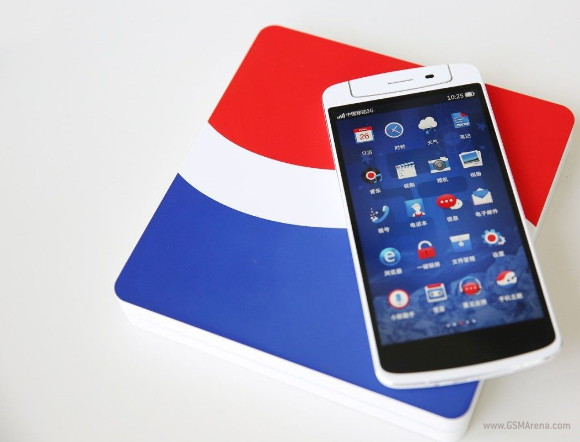 Pepsi teams up with Oppo for a special edition N1
