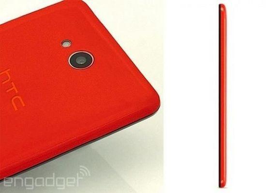 HTC超薄新机曝光 或配MTK八核处理器